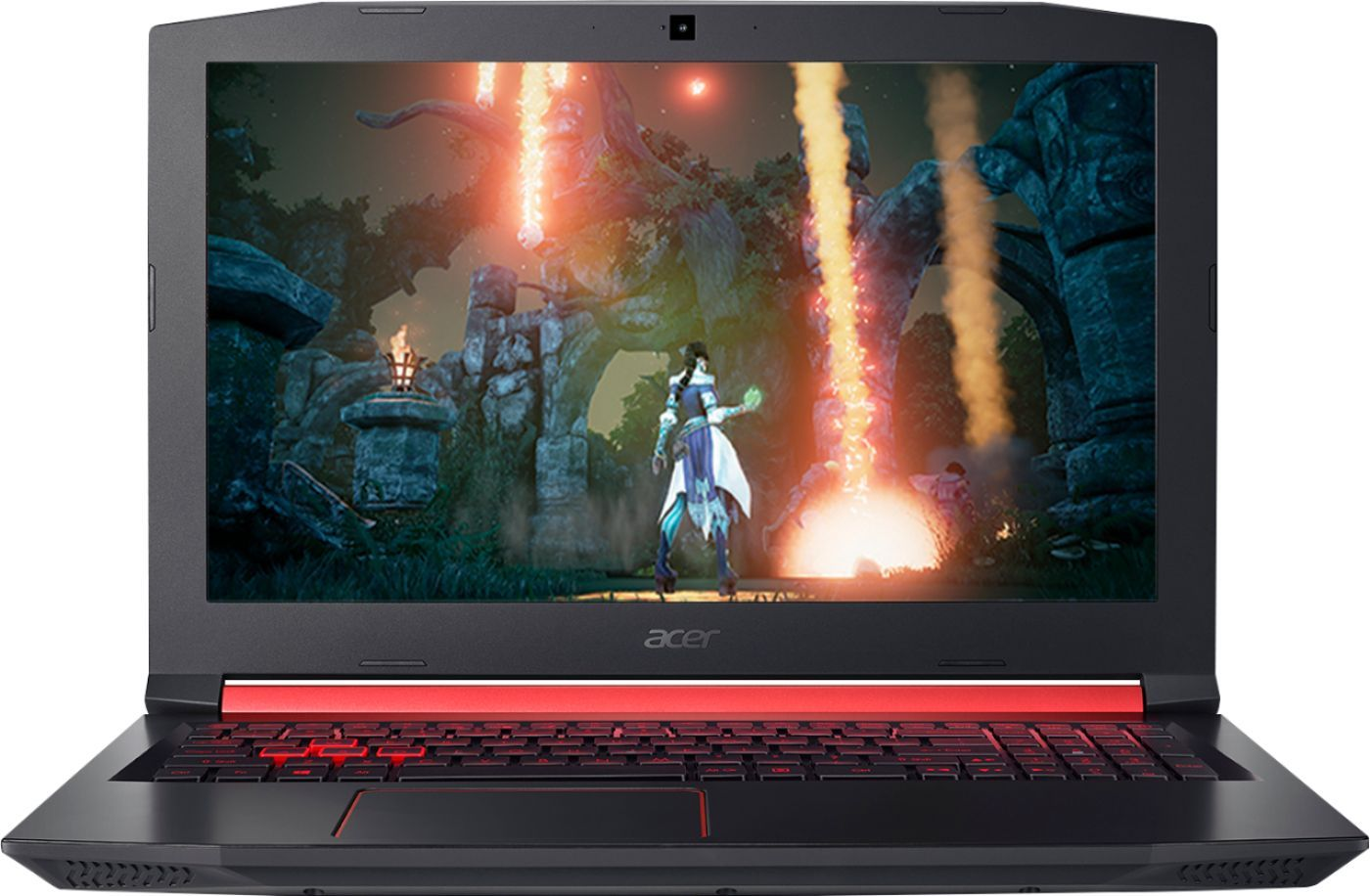 Acer Nitro 5 15 6 Gaming Laptop Amd Ryzen 5 8gb Memory Amd Radeon Rx 560x 1tb Hard Drive Black An515 42 R5ed Gaming Laptops Acer Cool Things To Buy