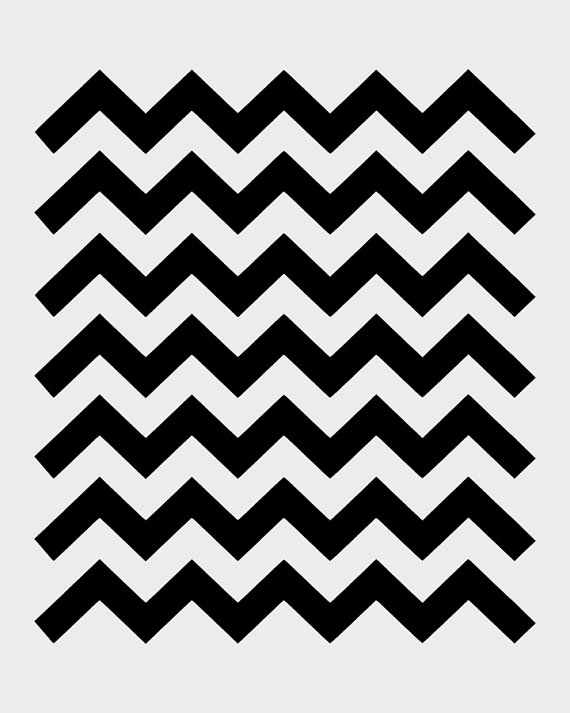 Chevron stencil zig zag stencils background pattern template ...