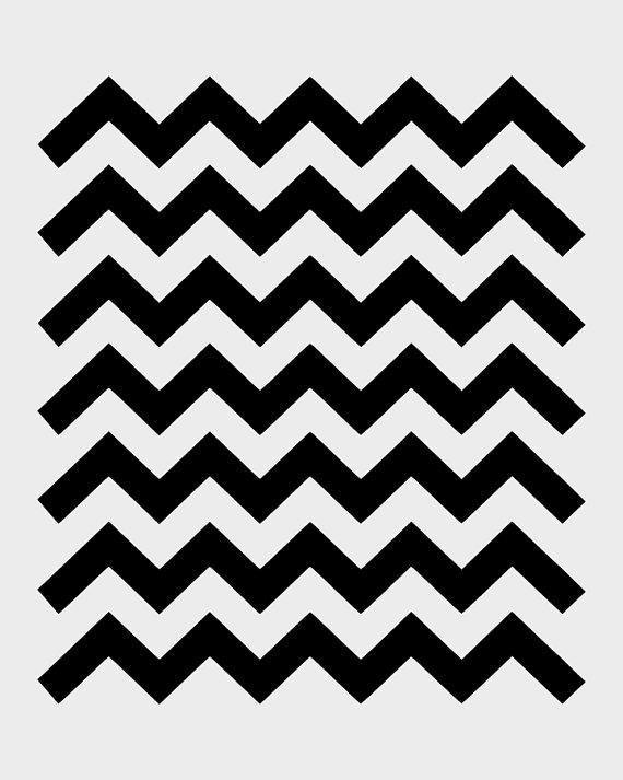 chevron template for painting - chevron zig zag stencil stencils background pattern
