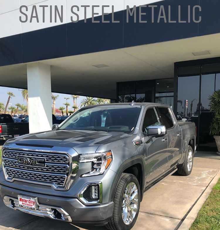 Survey Time What Color Would You Choose For Your New 2019 Gmc Sierra 1500 Comment With Your Favorite Camionetas