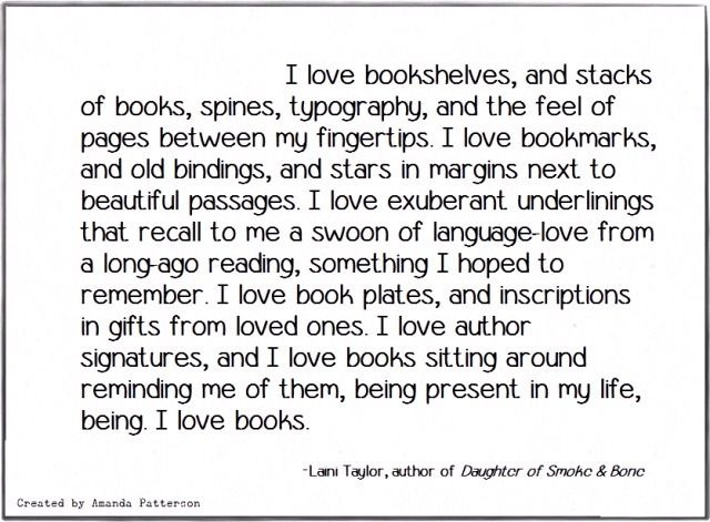 Attractive I Love Real Books Because I Love The Feel And Smell And Everything About  Them,. Love BookshelfBookshelvesReading QuotesBook ...