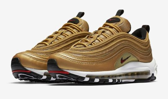 new products 0b96c 6ab04 Midas touch Nike Air Max