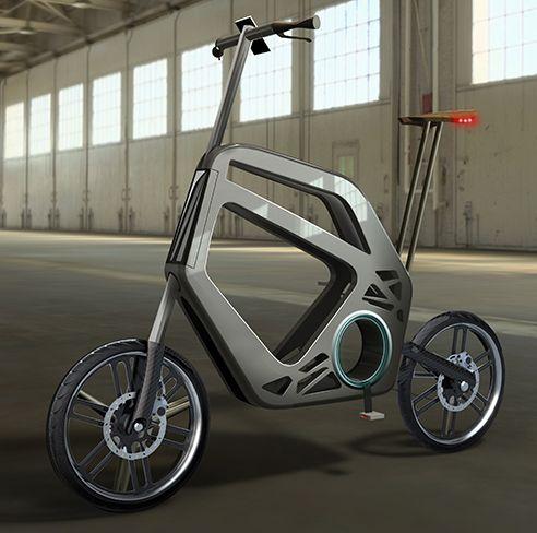 Biobike On Behance Taobike Folding Bike Design