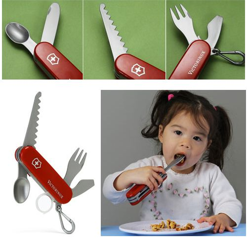 Giant Plastic Safe Swiss Army Knife Just For Kids Looks