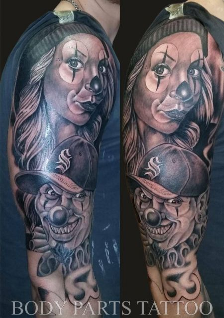 Chicano Style Sleeve