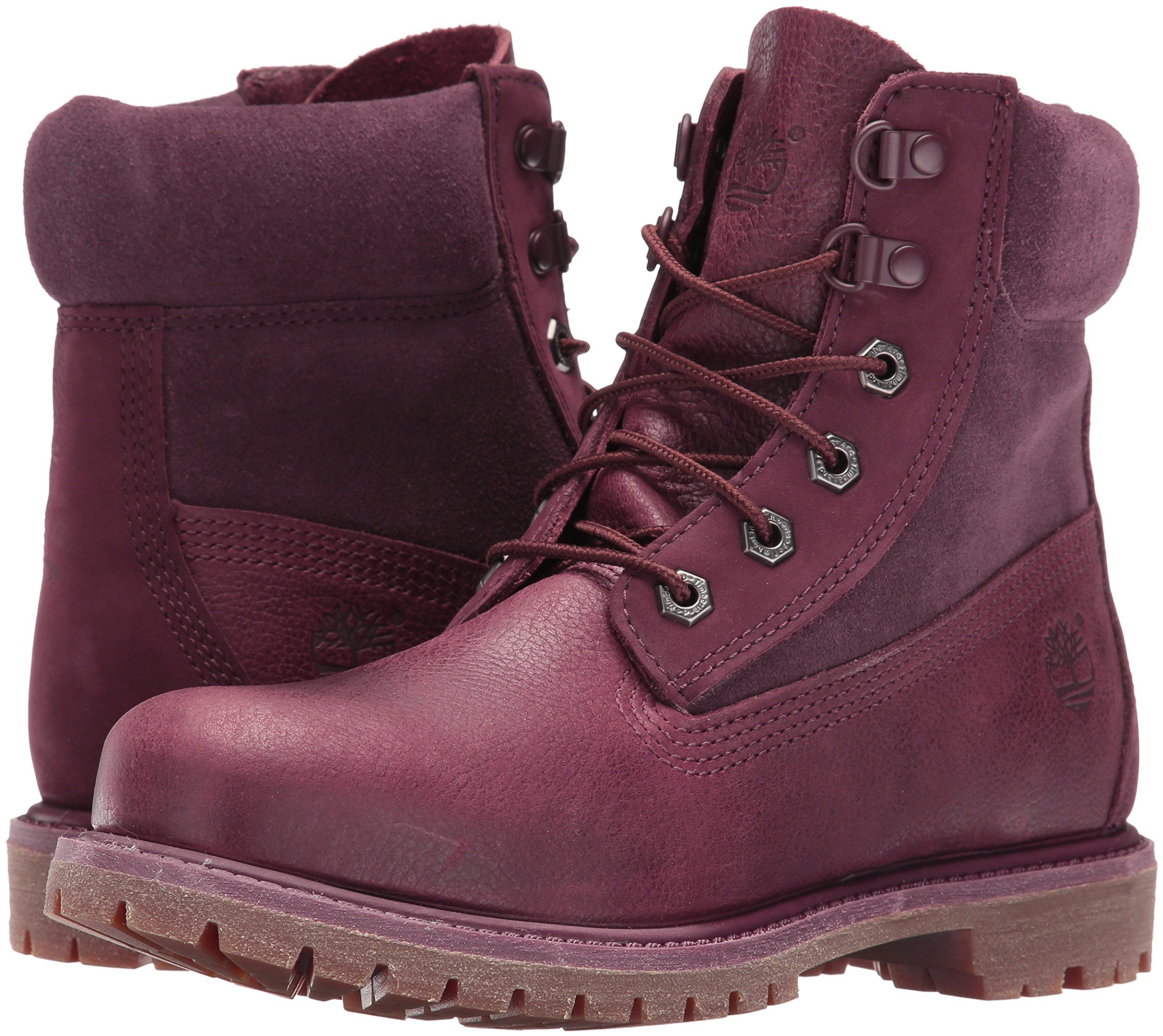 Inch Timberland Wp Womens 6 Boot Dark Premium Double Dring OPwkXTlZiu