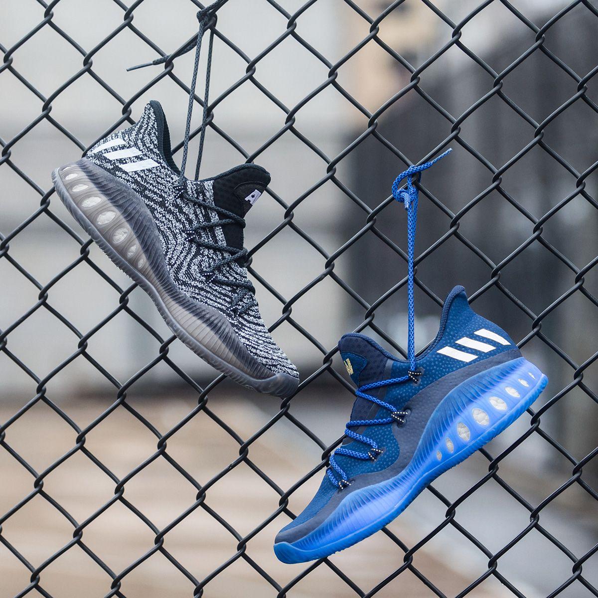 b3acb7dda6a2 Two adidas Crazy Explosive Low PE for Andrew Wiggins - EU Kicks  Sneaker  Magazine