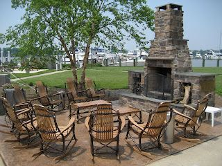 oak and hickory rockers outdoor furniture pinterest rockers rh pinterest com hickory chair outdoor furniture hickory nc outdoor furniture