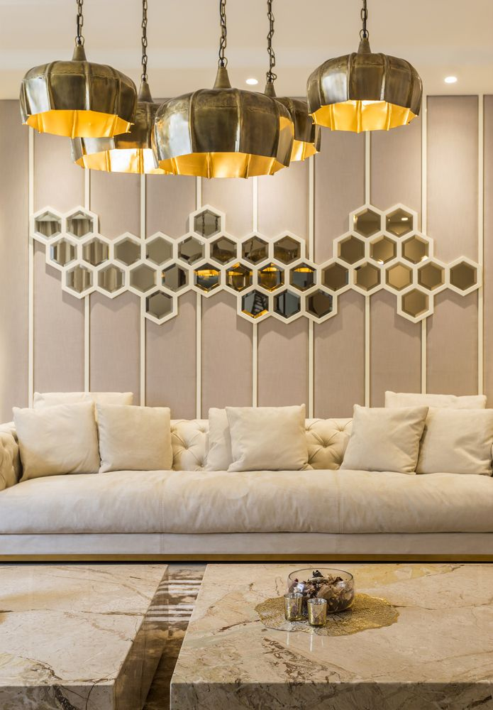 Drawing Room Sofa Designs India: Contemporary Design With Elements Of Indian Traditional
