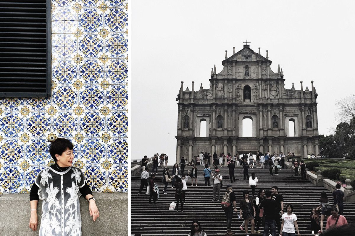 Exploring Macau x Trends on Trends