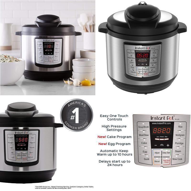 Pressure Cooker Ideas Pressurecookerideas Pressurecooker Instant