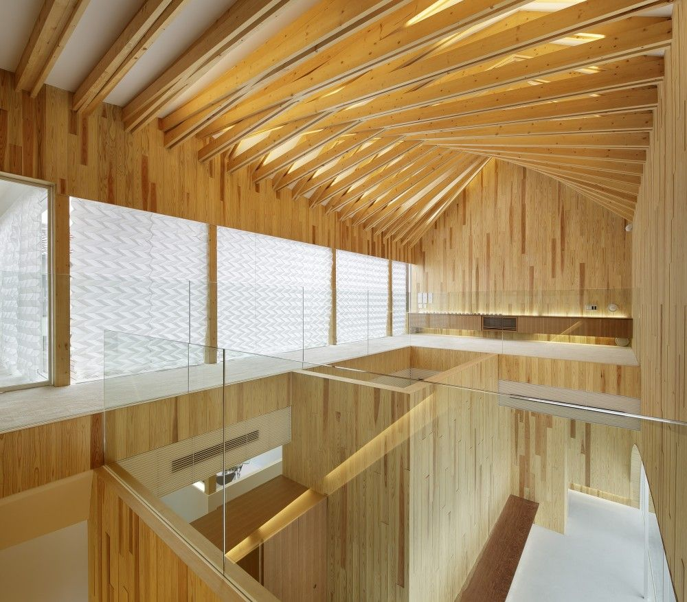 Wood Design & Building Magazine Announces Winners of its 2014 Wood Awards