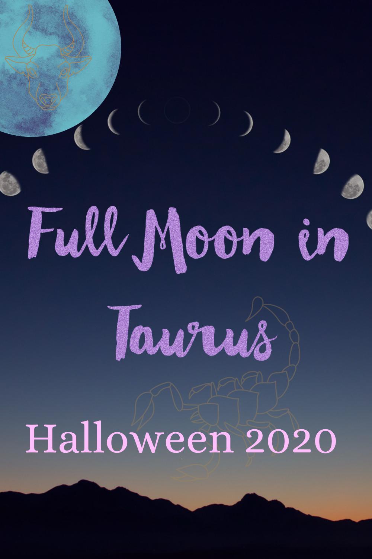 Halloween Full Moon October 2020 Full Moon New Moon Rituals Halloween Full Moon