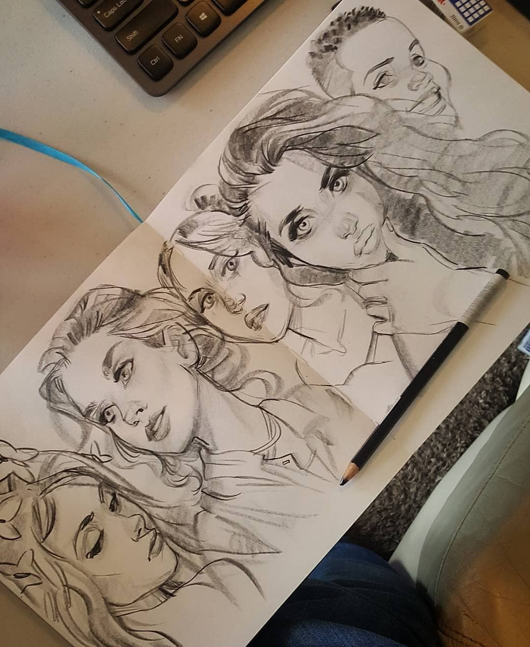 Wonderful Sketches By Melmadedooks No Copyright Infringement