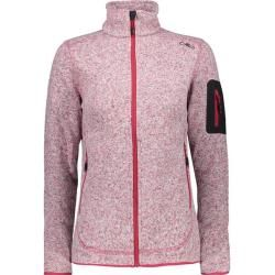 Photo of Cmp Damen Unterjacke Knitted Melange Fleece Woman Jacket, Größe 40 In Granita, Größe 40 In Granita F