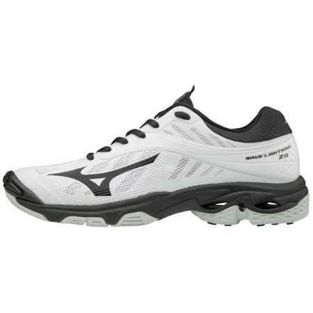 newest 6a1fa 9f08b Mizuno Women s Wave Lightning Z4 Volleyball Shoes, Size  7, Black