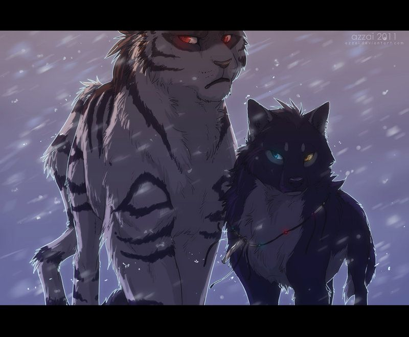 the snow effect by azzai on deviantART