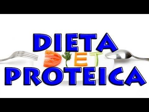 Una en alimentos dieta proteica permitidos