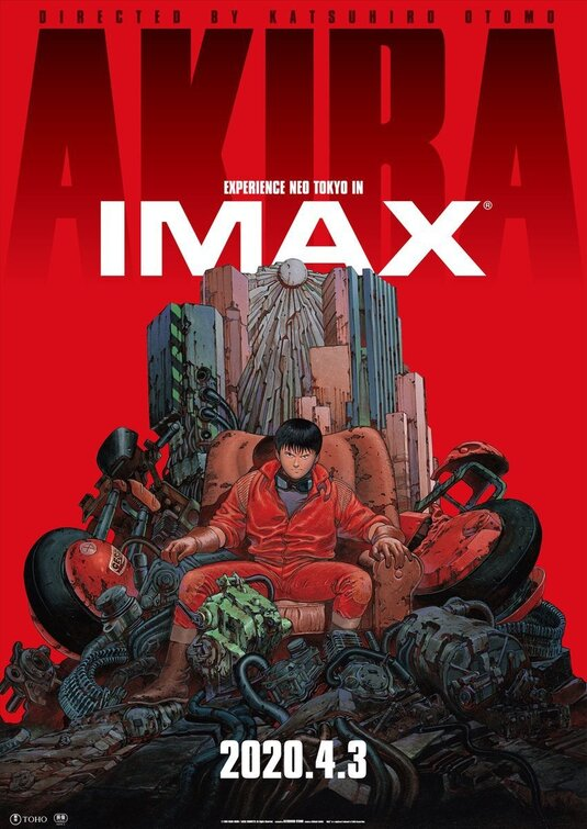 Click To View Extra Large Poster Image For Akira Akira Anime Akira Poster Akira