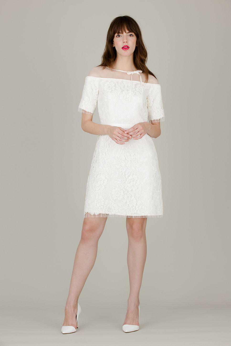 Kollektion › therese und luise | Brautmode, Weißes kleid ...