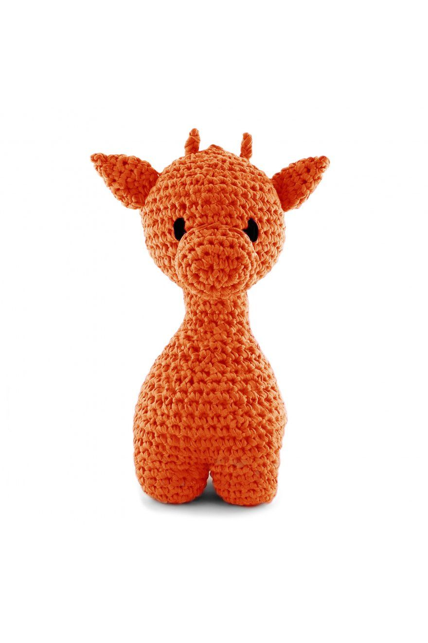 Kit maxigurumi jirafa ribbon xl by DMC