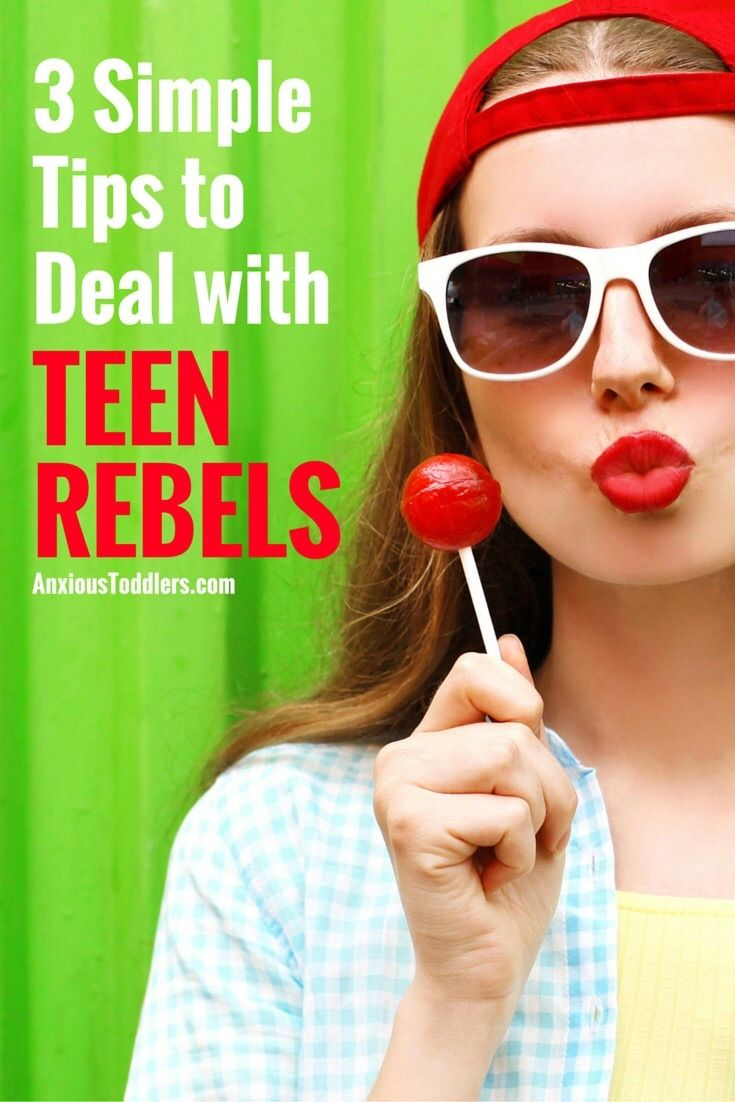 Issues teens with teen Dealing