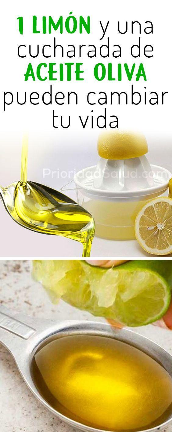 beneficios del aceite de oliva con limon en ayunas