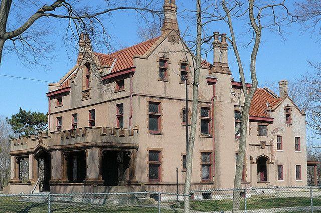 Duncarrick Mansion Dayton Ohio Mansions Dayton Ohio Abandoned Houses