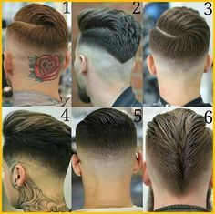 11 hair Men old ideas