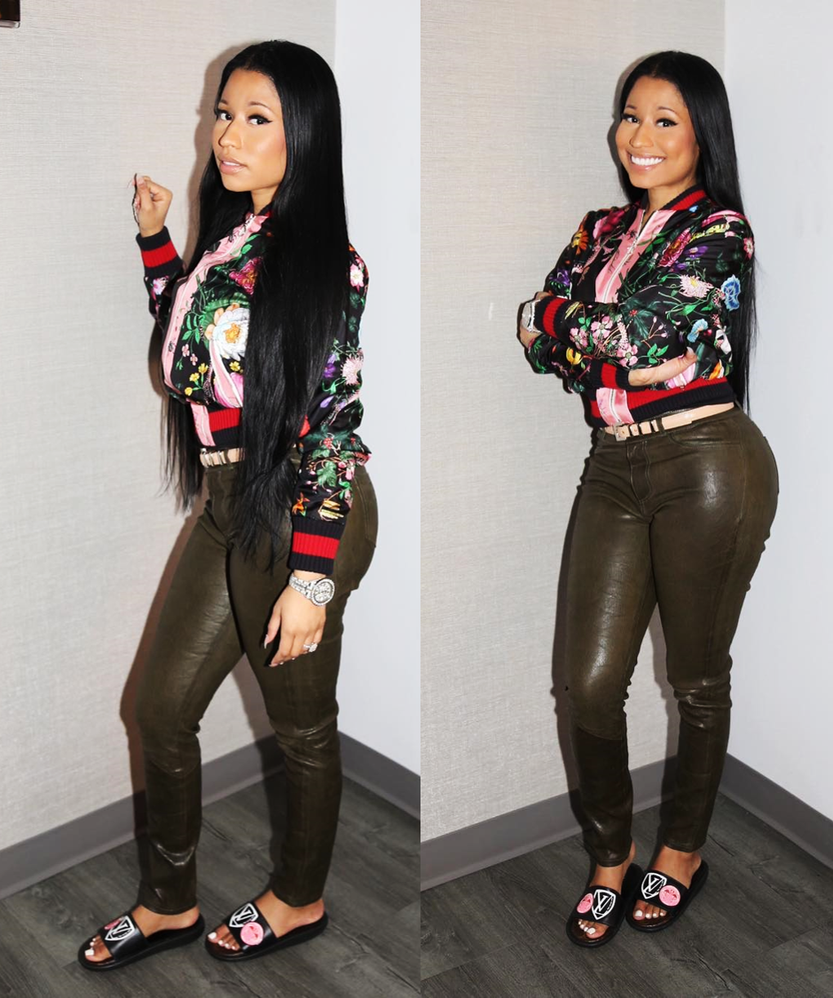 Not puzzle nicki minaj casual outfits share
