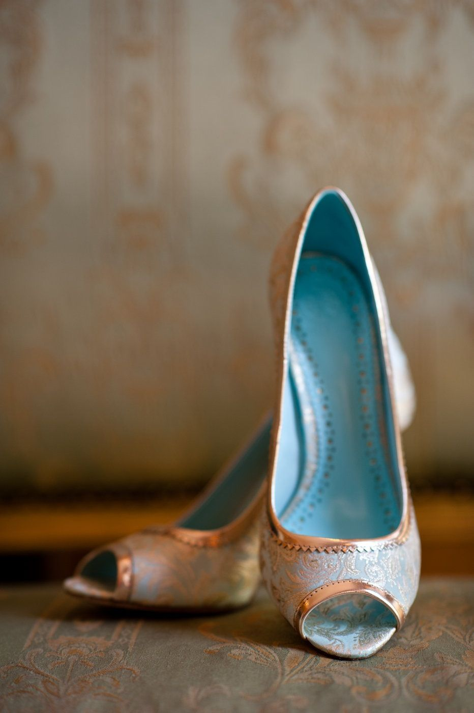 The Most Perfect Tory Burch Wedding Shoes