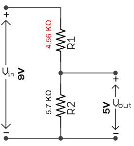 Voltage Divider Calculator Good Calculators