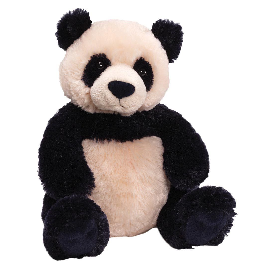 Gund Zi Bo Panda Teddy Bear Stuffed Animal Plush 12 Panda