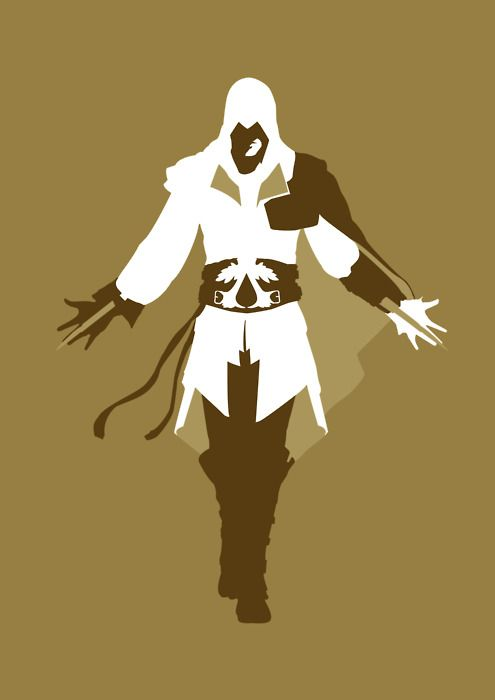 Pin By Valerie Michelle On Art Minimalist Assassins Creed Art Assassins Creed Assassin S Creed