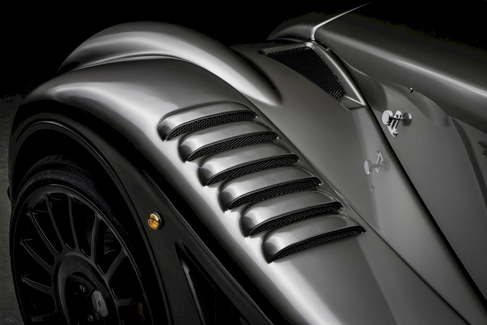 The Morgan Aero Gt The Definition Of Luxury Badass Car Designs