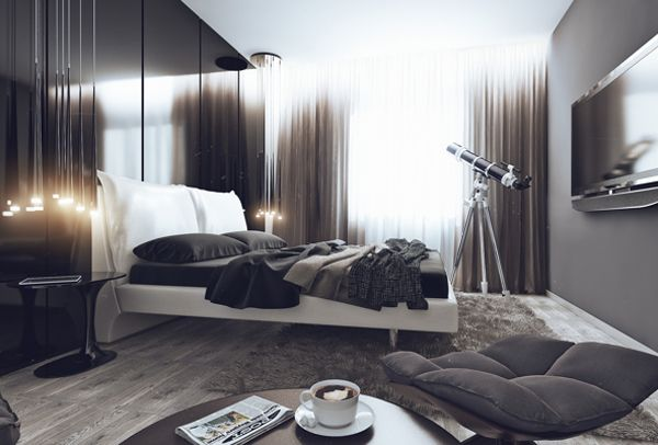Modern And Stylish Bachelor Pad Designs Home Design And Interior