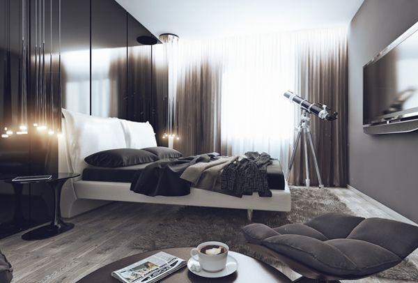 25 Trendy Bachelor Pad Bedroom Ideas Apartment Bedroom Design