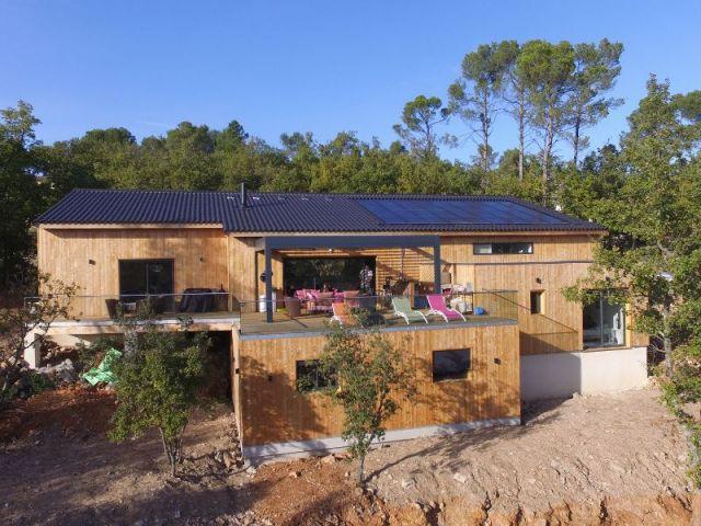 Une maison écologique et ultra-connectée livrée en 4 mois Architecture