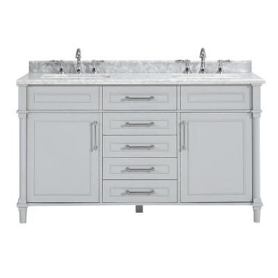 Home Decorators Collection Aberdeen 60 In W X 22 In D Double