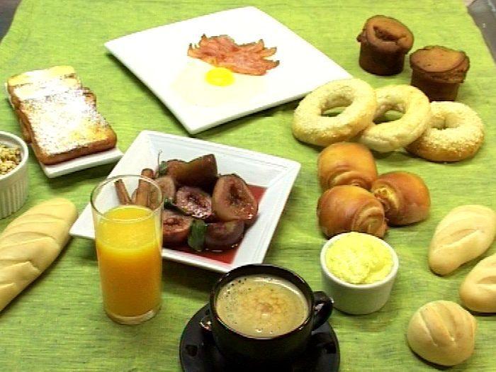 Receta de Desayuno americano   Receta   Recetas desayuno ...