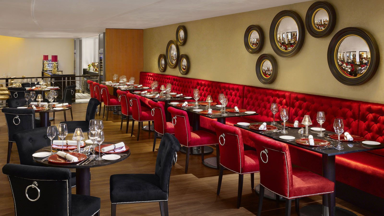 The madhu s restaurant is a long running traditional