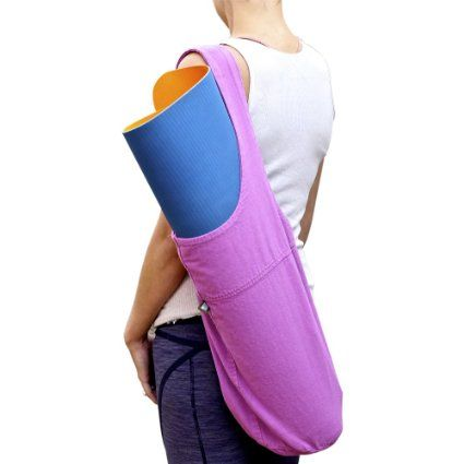 Love This Color For Spring Super Cute Yoga Mat Bag For Campus And Commute Amazon Com Best Yoga Mat Bag Tote For Women Mat Bag Yoga Mat Bag Yoga Mats Best