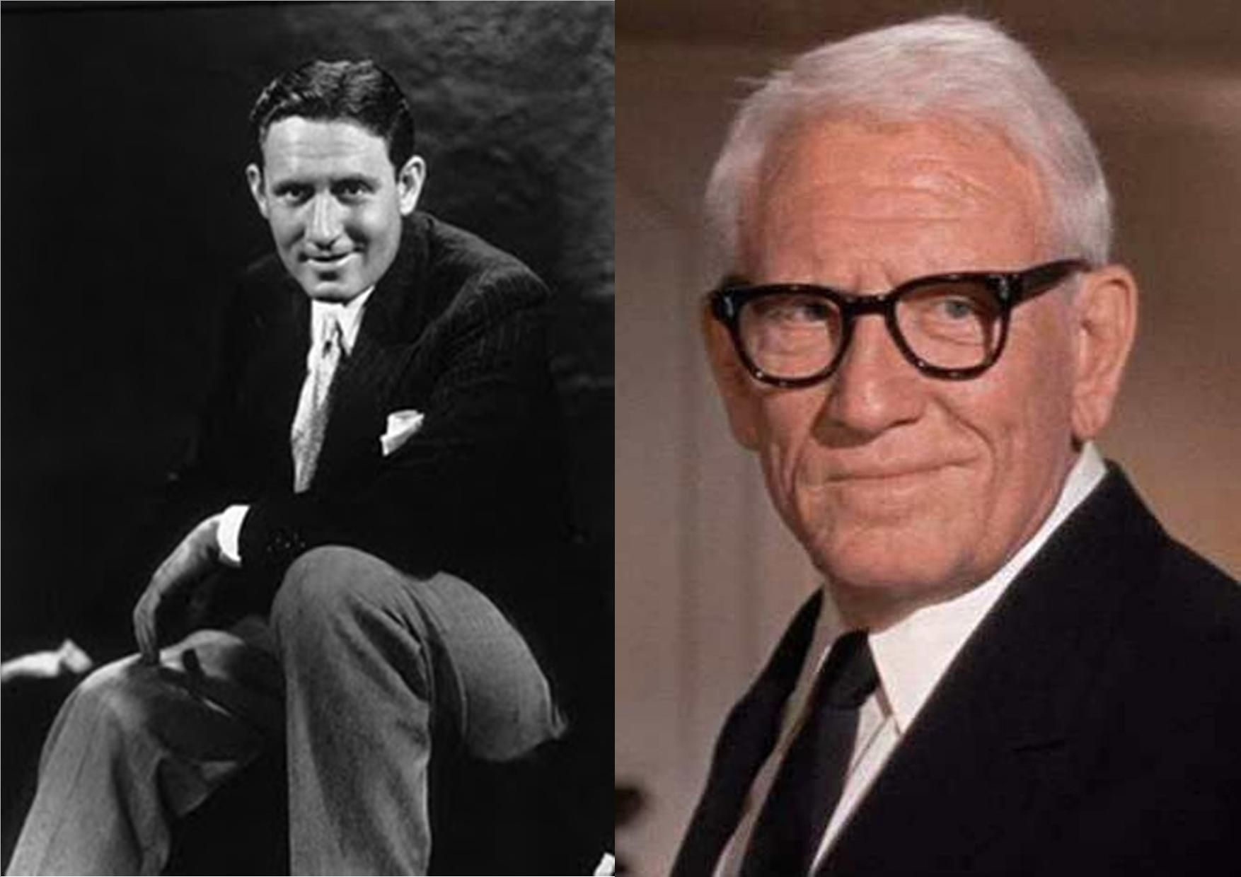Spencer Tracy ~ Born Spencer Bonaventure Tracy April 5, 1900 in Milwaukee, Wisconsin, U.S. Died	June 10, 1967 (aged 67) in Beverly Hills, California, U.S. American actor, noted for his natural style and versatility. One of the major stars of Hollywood's Golden Age, Tracy was nominated for nine Academy Awards for Best Actor and won two, sharing the record for nominations in that category with Laurence Olivier.