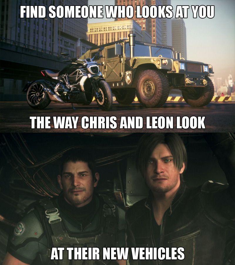 25 Best Memes About Chris Redfield Chris Redfield Memes