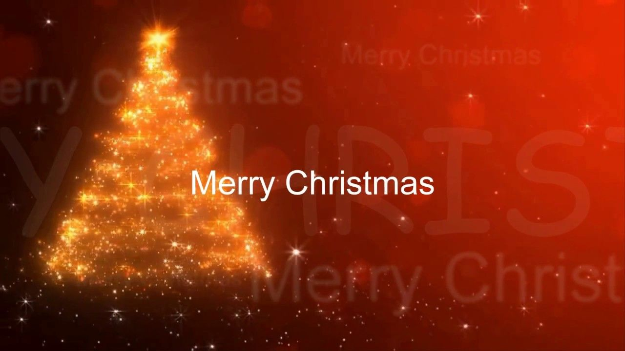 Merry Christmas Tree Free Video Free Christmas Videos Snowflakes Santa Claus Snowmen Stock Footage Fo Free Christmas Backgrounds Tree Free Merry Christmas