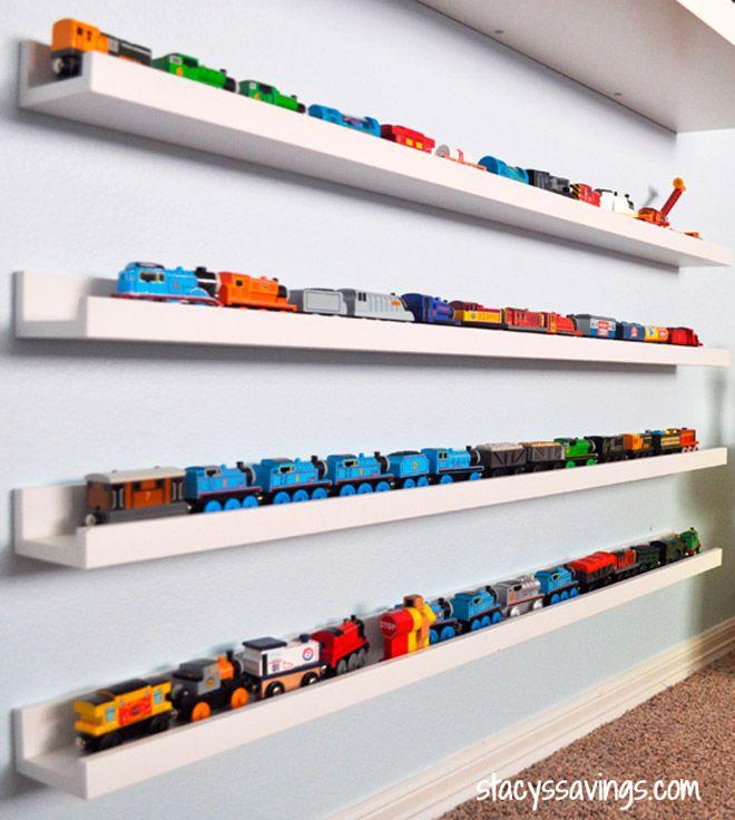 mosslanda ikea ledge store toy car | Decor | Pinterest | Toy, Store ...