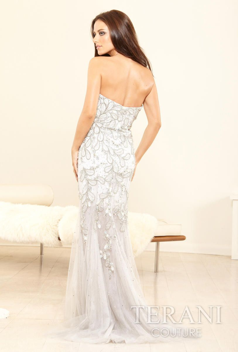 Best wedding dresses for broad shoulders  Terani GL available in raeLynns Price is only