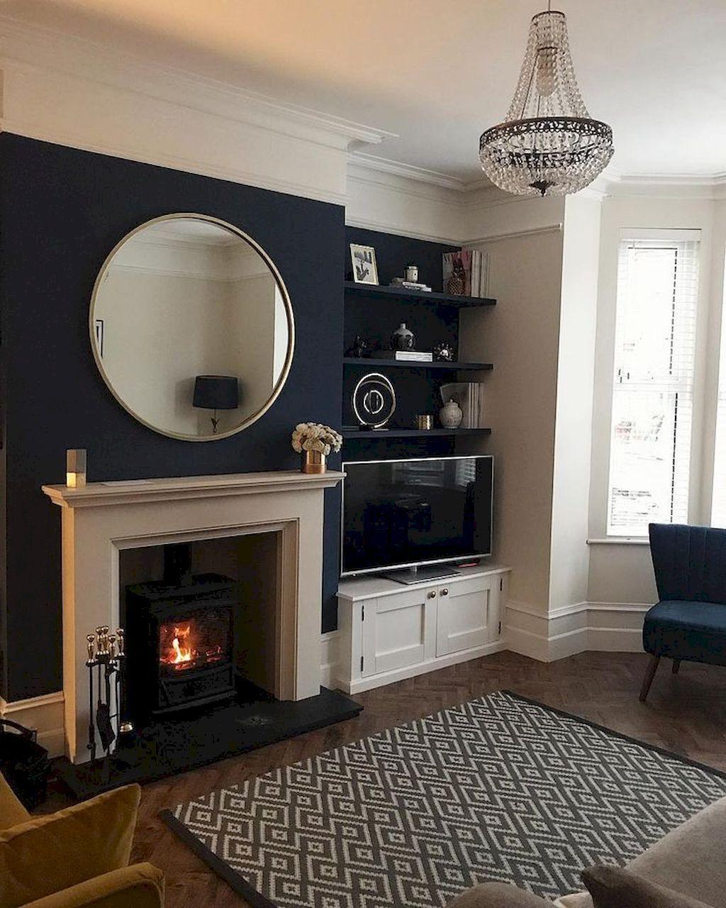 Tips for Choosing Dark Grey Rug Living Room in 2020   Blue ...