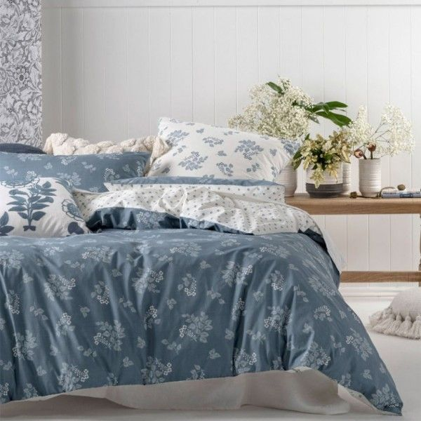 564ccd3d144 Linen House Thelma King Quilt Cover Set. Bedding. Bed Linen. An eclectic  French