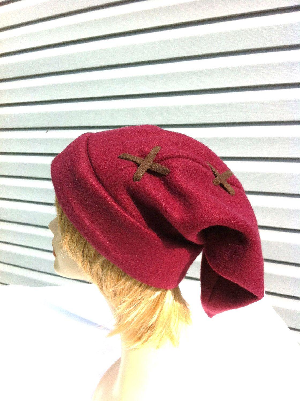 Links hat - Legend of Zelda Link hat - Goron Red - Link ...